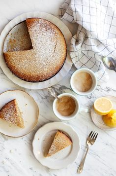 """This not-too-sweet, very simple cake is perfect for that 'it's four o'clock and I need a little something with a cup of coffee' moment,"" says Julia Turshen about this recipe and I completely agree. I've had a little slice of this … Go to the recipe..."