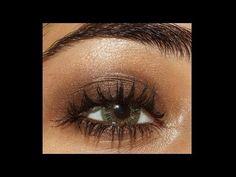 Easy Brown Smokey Eye Makeup Tutorial | corallista