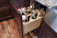 Kitchen Cabinets and Drawers Organization   Kitchen Organization