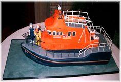cargo cakes sea photo
