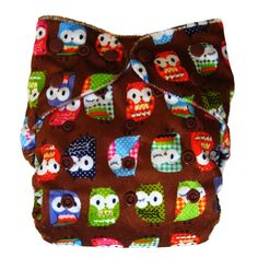 Amazon.com : Reusable Waterproof Minky Cloth Diaper Cover One-size Fit Baby 8-35 Lbs (0079) : Baby
