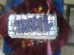 Pastel graffiti