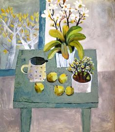 landscape + still life — Este MacLeod Matisse, Painting Courses, Still Life Flowers, Still Life Art, Art For Art Sake, Online Painting, Contemporary Paintings, Beautiful Paintings, Painting Inspiration