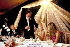 Wedding Backdrop, head table! cute!!! @Tami Arnold Mcgreevy