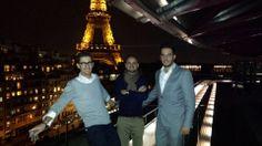 Restauratn #lesOmbres #Paris #Eiffel