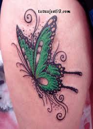 Resultado de imagen para dibujos de mariposas para tatuajes