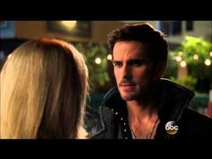 """Once Upon A Time 4x03: Hook and Emma """"I can't lose you too"""" - YouTube"""