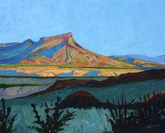 Tule Mountain BBNP, 48x60