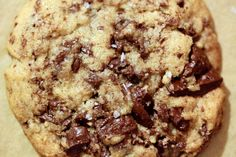 Have Yourself a Boozy Little Xmas: Whiskey & Rye Chocolate Chip Cookies