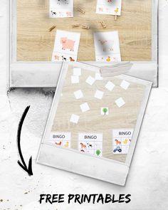 """My Fun Box on Instagram: """"🖨Free Printables🖨 Brauchst du noch eine Beschäftigung für deine Kids? Dann druck es dir einfach zu Hause aus☺️ link in Bio👀"""" Bingo, Free Printables, Box, Instagram, Printing, Simple, Snare Drum, Free Printable"""