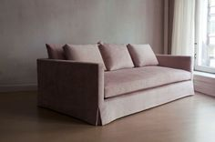 CHELSEA SQUARE SOFA DEEP - Dmitriy & Co