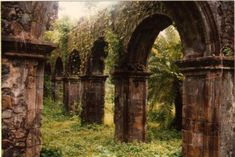 Vasai Fort Ruins