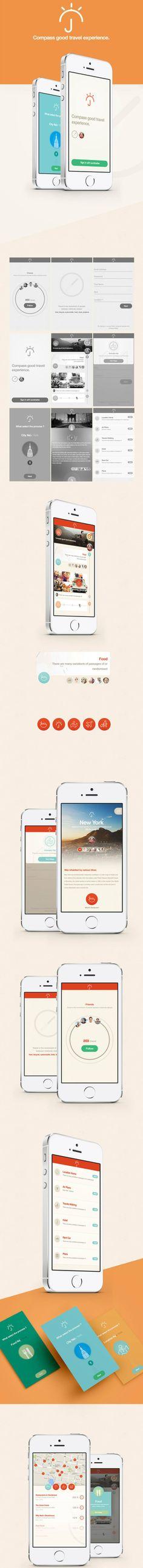 Daily Mobile UI Design Inspiration #286