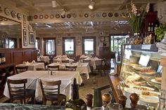 Pane Vino in Montecito  AUTHENTIC Italian.  Even down to the rude waiters (DO NOT LET THAT STOP YOU!!!)  Amazing food.