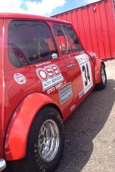 Racing Mini Cooper