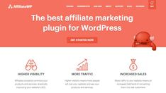 Want to have an affiliate program on your own site? The Affiliate WP plugin works with WooCommerce and other popular software and allows you the flexibility to give your affiliate partners what they need in terms of custom links, codes, stats, and more. We've been using it on our site almost a year and love it. #affiliate #wordpress #tools #business #marketing