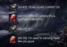 Enhance your battlefield strategy for LOL (League of Legends) with champion build guides at EloHell. Learn and discuss effective strategy from LOL community and dominate the field to win. League Of Legends Poster, League Of Legends Memes, Anime Purple Hair, Legend Quotes, League Memes, Gamer Humor, Gaming Memes, Image Fun, Funny Clips