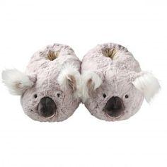 I miss your koala slippers Annie!