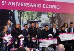 En el evento se premió a los usuarios del sistema que más viajes han realizado.