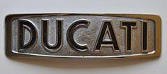 Ducati 750 GT 1971-1974 Fuel Tank Badge