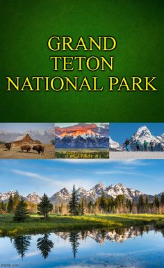 With over two hundred miles of trails and a history going back over 10,000 years, Grand Teton has always been hailed as one of the top 3 National Parks in the United States. You can see elk rut and other(click to continue)#camping #tent #hiking #tactical #outdoors #campingfood #campinghacks #hikinghacks #sleepingbag #campingmusthaves #hikingandcamping #campinggear #campingtents #campingglamping #campingsurvival #bigtents #campingrecipes #cheapmattresses #tactical #offthegrid National Park Camping, National Parks Usa, Grand Teton National Park, Hiking Food, Hiking Tips, Camping And Hiking, Camping Glamping, Camping Hacks, Outdoor Camping