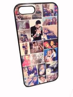 Personalised Apple iPhone 6 Phone Case Ideal Present Gift Photo Collage Phone Case Specialists