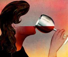 Wine Advertising, Wine Cork Projects, Just Wine, Abstract Face Art, Wine Display, Woman Wine, Wine Art, In Vino Veritas, Artist Names