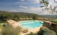 Pool at Le Case del Borgo, Italy - 10 Best Family-Friendly Hotel Pools in the World