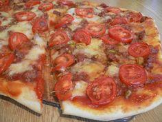 Превосходное тесто для пиццы ( любимый итальянский рецепт) + море начинок! | Четыре вкуса