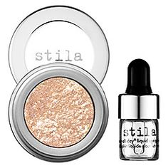 Stila - Magnificent Metals Foil Finish Eye Shadow  #sephora