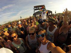 WayHome Festival in Oro-Medonte, Ontario in July 2015.