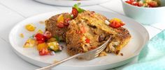 Embrace meat free Mondays with our tasty Four Bean pattie recipe. Mix these flavoursome patties together, serve with salsa or as a burger. A quick, easy and healthy dinner option. Food In A Minute, Patty Food, Healthy Dinner Options, Fresh Tomato Salsa, Patties Recipe, Wheat Free Recipes, Home Food, Vegetarian Recipes, Savoury Recipes