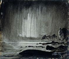 Peder_Balke_-_Northern_Lights_over_Coastal_Landscape_-_Google_Art_Project