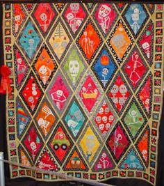 Stock Photography: Mexican Quilt. Image: 6962672 | Quilts ... : quilting information - Adamdwight.com