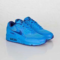 Nike Air Max 90 Dames Leer