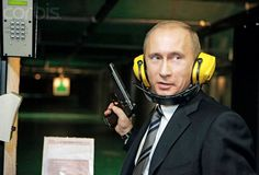 50 Pictures of Vladimir Putin Looking Like a Complete Badass from