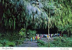Fern Grotto, Kauai, Hawaii