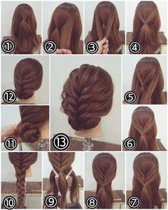 Peinados para novias paso a paso