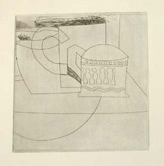 "Ben Nicholson ""Still Life"" 1967"