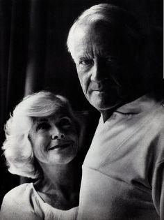 Frances Dee (1909-2004) and Joel McCrae (1905-1990)