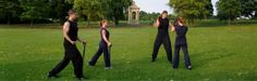 Green Exercises with experienced personal trainer in Leeds. Green exercise are simply undertaken in green environments, such as parks or local green spaces.