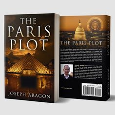 Freelance Work Projects Design an irresistible, powerful, book cover for a political thriller set in Paris by -Leslie-