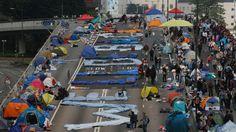 On China: Hong Kong's Umbrella Movement