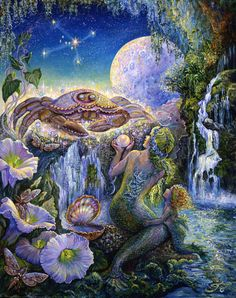 Cancer - Josephine Wall
