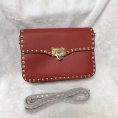 [Final Sale] Valentino VALENTINO GARAVANI ROCKSTUD CROSS BODY BAG KW0B0936VSF 514  for sale at https://www.ccbellavita.eu/products/final-sale-valentino-valentino-garavani-rockstud-cross-body-bag-kw0b0936vsf-514