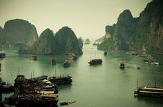 https://flic.kr/p/beQnCZ | Ha Long Bay | Ha Long Bay, Vietnam. November 2011.