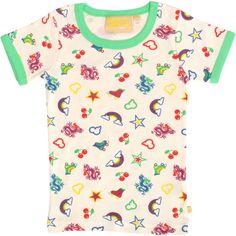 Rainbows & skates tee - t-shirts + tops - clothing