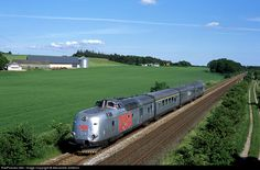 RailPictures.Net Photo: MA 460 DSB Danish State Railways MA 'Lyntog' at Randers, Denmark by Alexandre Gilliéron