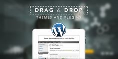 6 WordPress Drag & Drop Page Builder Themes and Plugins 2017 - Useful Blogging