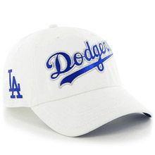 b3d06c46f57 Los Angeles Dodgers Womens Natalie Clean Up Adjustable Cap by 47 Brand Los  Angeles Dodgers